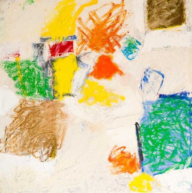, 'Street Scene,' 2016, Carter Burden Gallery