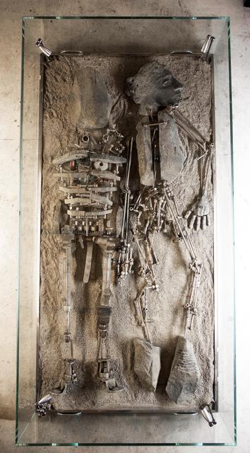 , 'Adem ile Havva - Fosil Serisi,' 2017, Anna Laudel