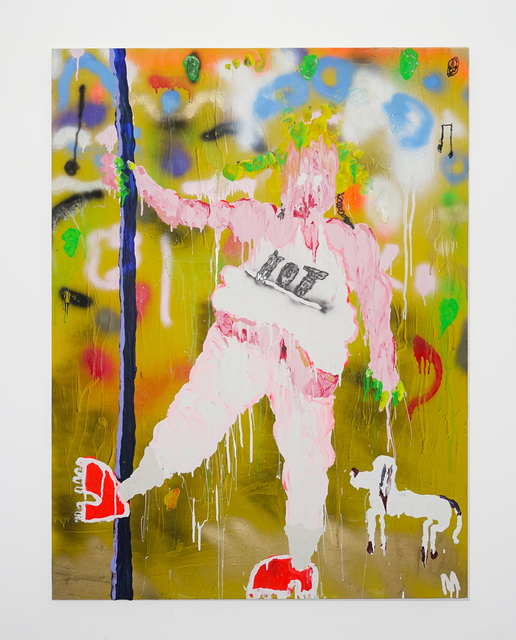 , 'L'extasi De La Ballarina Fonent-se (Melting Dancing Ecstasy) ,' 2016, SADE