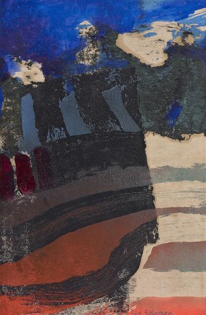 Syd Solomon, 'Elementa 2', 1964, Berry Campbell Gallery