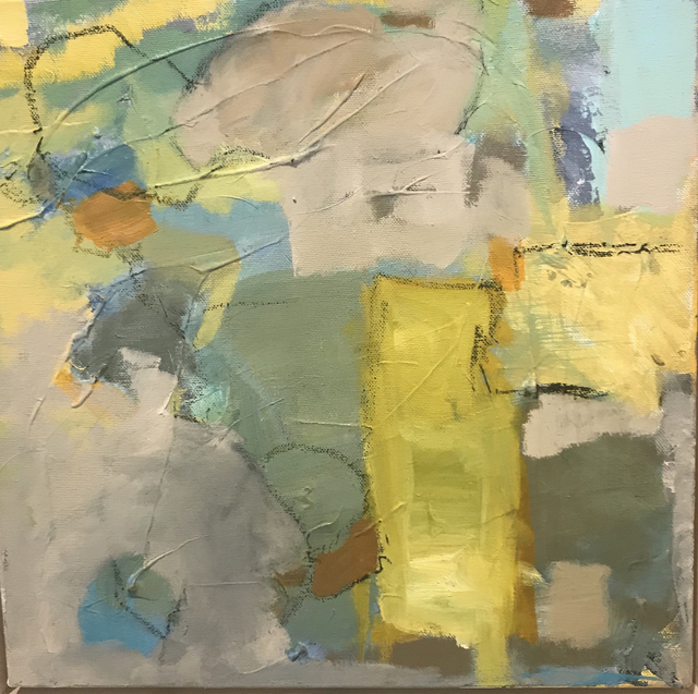 , 'Splash of Yellow,' 2018, Atrium Gallery