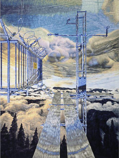 """, '""""Untitled (156L)"""",' 2012, Galería Juana de Aizpuru"""