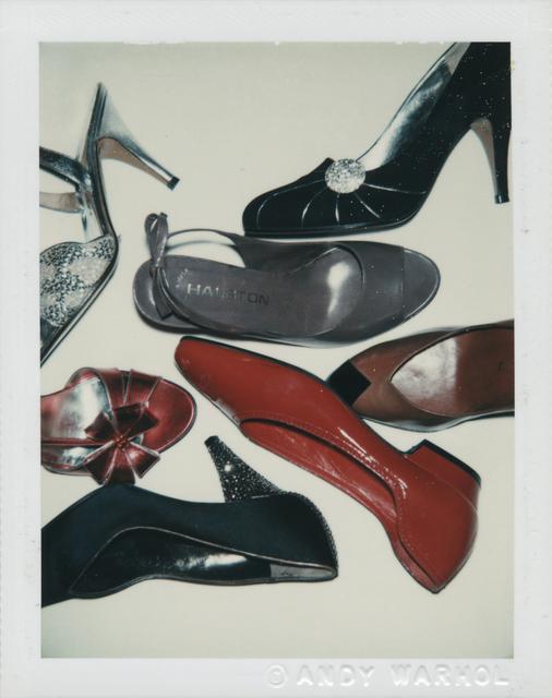 Andy Warhol, 'Shoes', 1981, Christie's Warhol Sale