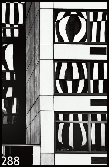 Max Hilaire, 'DIFFRACTION IN BLACK AND WHITE', 2018, MvVO ART