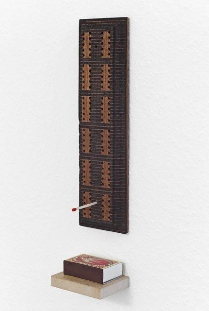 , 'Voewood 2010,' 2010, Galerie Gisèle Linder