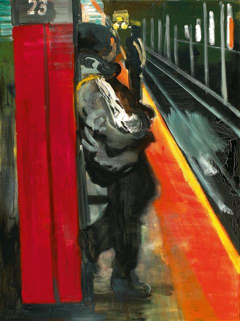 , 'Subway, N.Y. 23rd,' 2005, Galerie Herold