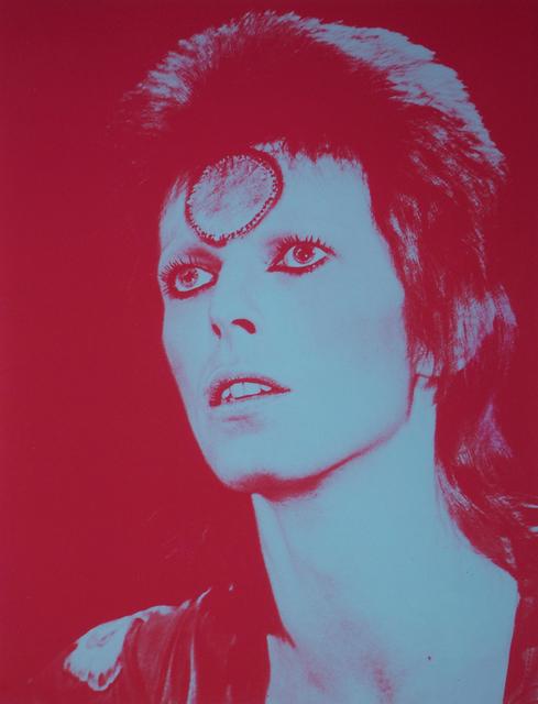 Russell Young, 'David Bowie Portrait', 2008, Galeria Houssein Jarouche