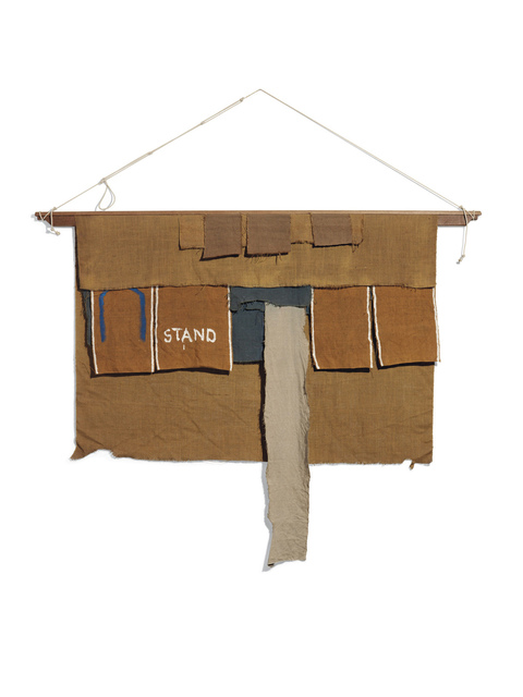 , 'Stand,' 1976, Galerie Lelong & Co.