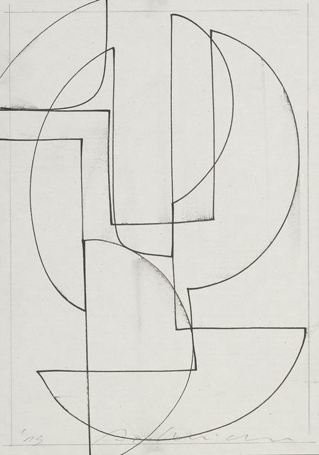 , 'Ohne Titel,' 2013, Galerie Thomas Schulte
