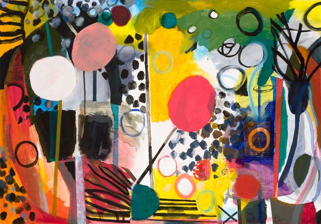 , 'Saturday,' 2017, Hollis Taggart Galleries
