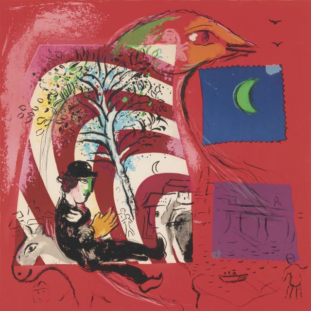 Marc Chagall, 'L'Arc-en-Ciel', 1969, Christie's