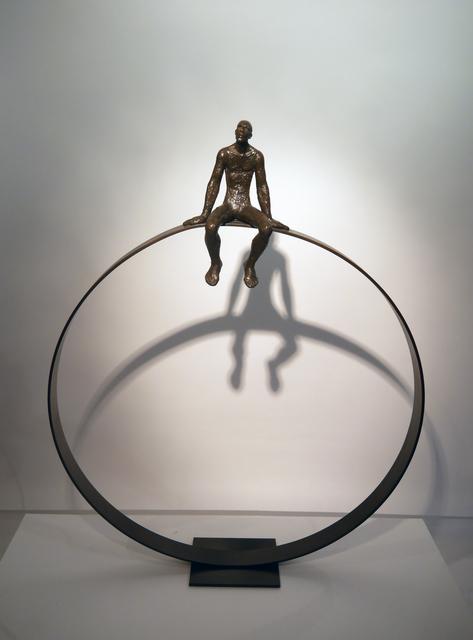 , 'L'observateur,' 2014, Galerie Geraldine Banier