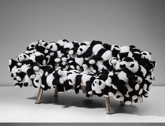 Panda' sofa