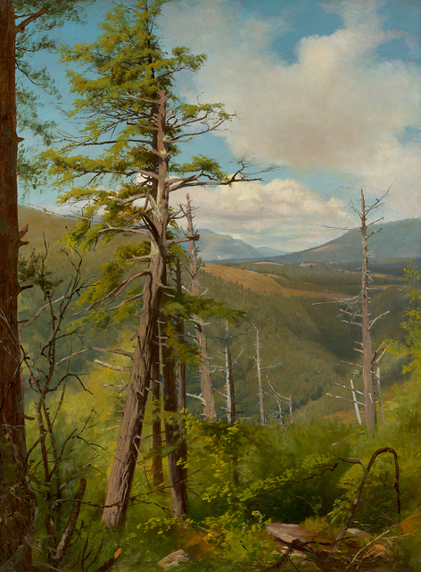 , 'Hemlock, Kaaterskill Clove,' , Questroyal Fine Art
