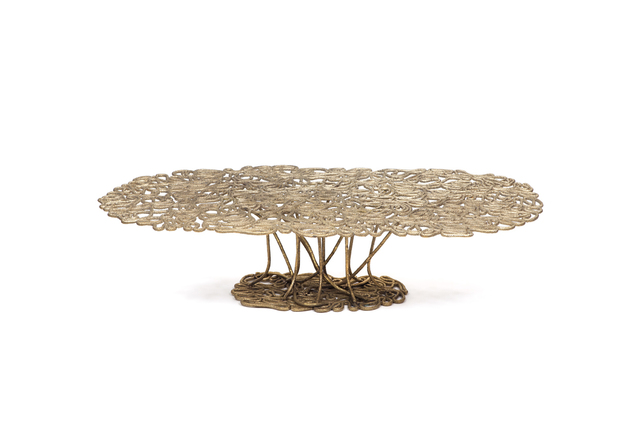 , 'Ofidia Coffee Table,' 2015, Friedman Benda