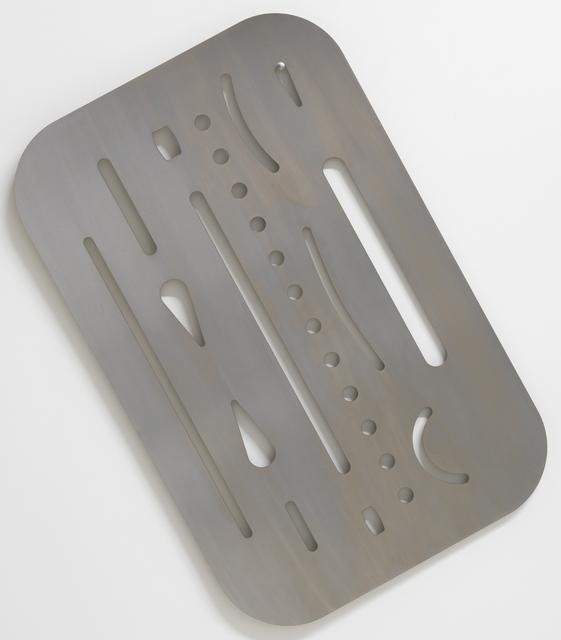, 'Eraser Shield,' 2014, Mitchell-Innes & Nash