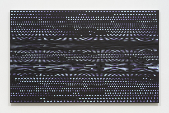 , 'Drumming Pattern 13.1,' 2018, Jessica Silverman Gallery