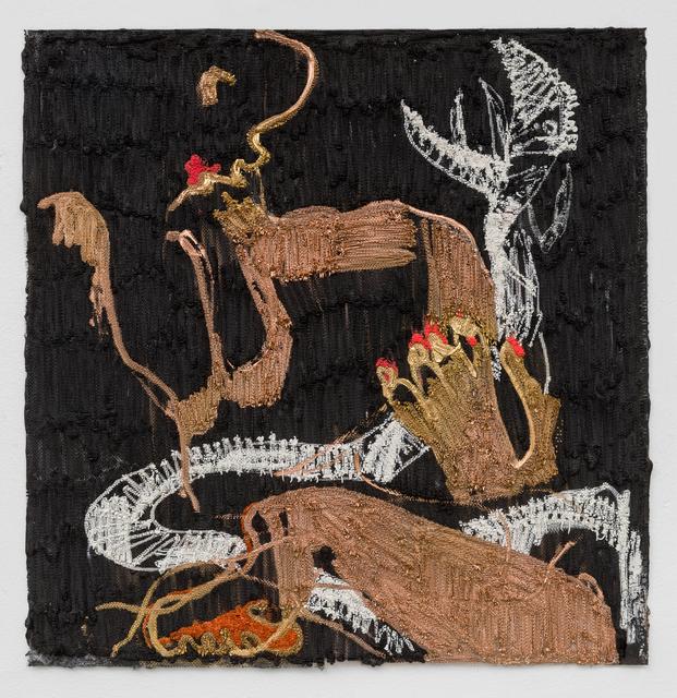 , 'Snake Strangler,' 2017, Fridman Gallery