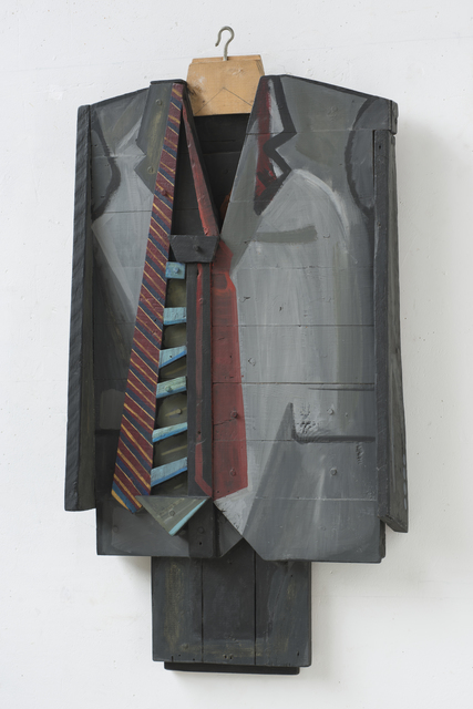 , 'Suit and ties,' 1989, Marina Gisich Gallery