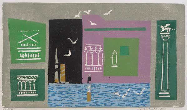 , 'Sinking Splendor (Versunkene Stadt) [Venice, Italy],' 1975, Childs Gallery
