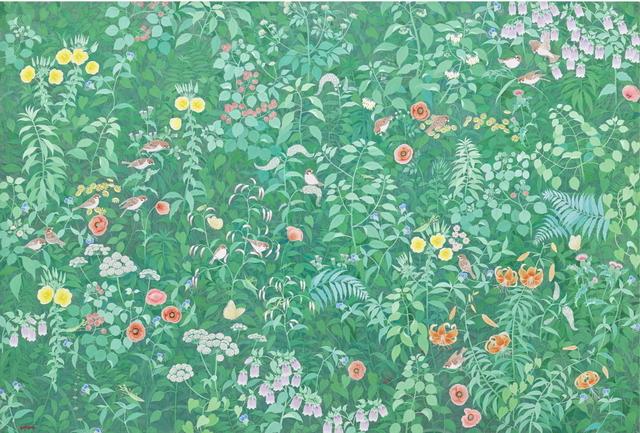 , 'Green Feeling,' 2015, Galerie GAIA