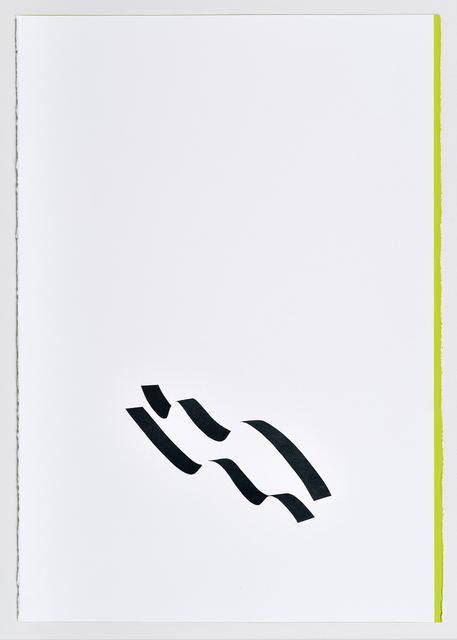 , 'Superonda #4,' 2013, Galerie Antoine Ertaskiran
