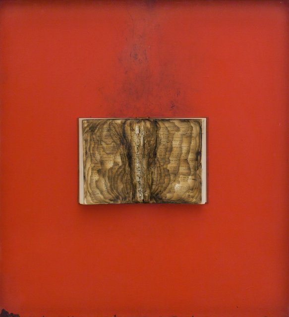 , 'Livre Brulé,' 1974, ABC-ARTE