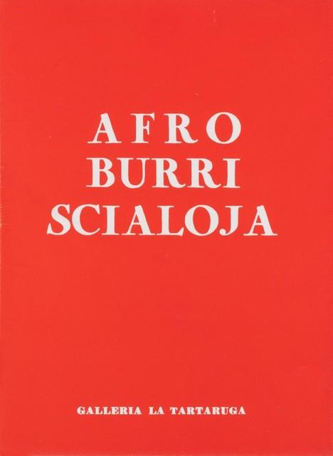 Alberto Burri, 'Recent works', 1957, Finarte