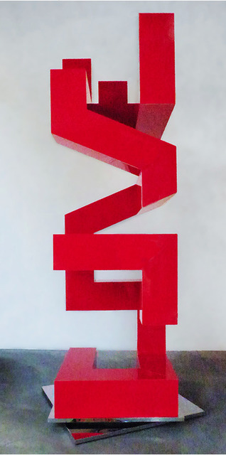 , 'The Art of Finding Love - Red Vertical,' , FP Contemporary
