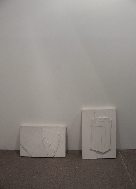 , 'Nine Over-relieves, # 2 and # 3,' 2011, Taller Bloc