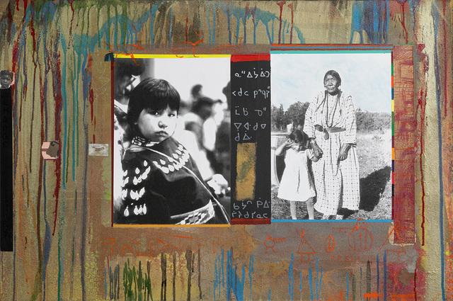 Jane Ash Poitras, 'Changers', 2015, Kinsman Robinson Galleries