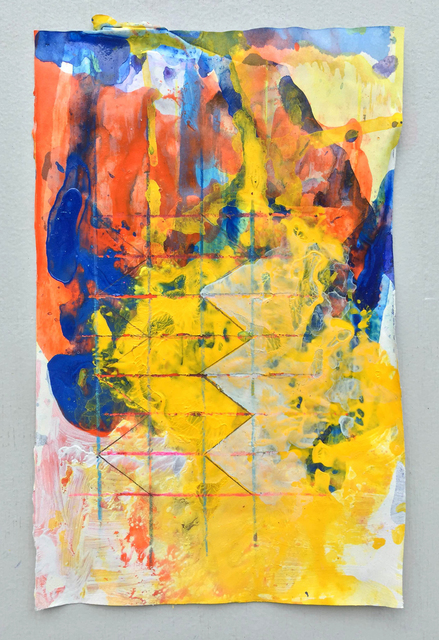 , 'Canyon,' 2016, Adah Rose Gallery