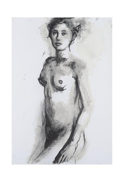 , 'Eros couronné de roses 4,' 2016, Galerie Les filles du calvaire