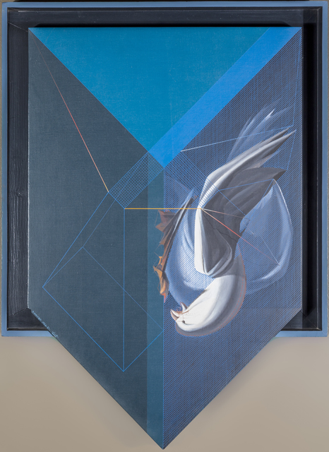 , 'Peace Equation,' 1986, Hafez Gallery