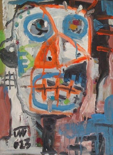, ' Face 1,' 2013, Ai Bo Gallery