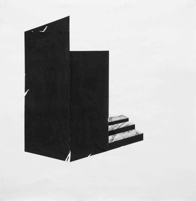 , 'Escora,' 2017, Bolsa de Arte