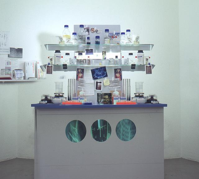 , 'Genlabor ,' 2014, Galerie Brigitte Schenk