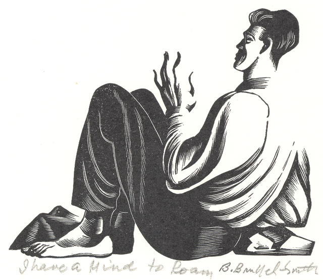 , 'I Have a Mind to Roam,' 1946, Childs Gallery
