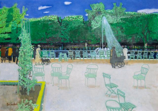 Maurice Brianchon, 'Les Tuileries', 1961, Artioli Findlay