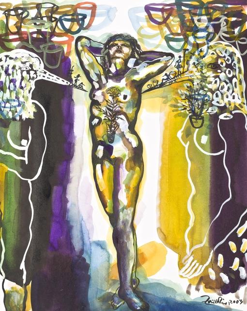 Zaida del Río, 'Series Alto de la mina III', 2003, MLA Gallery
