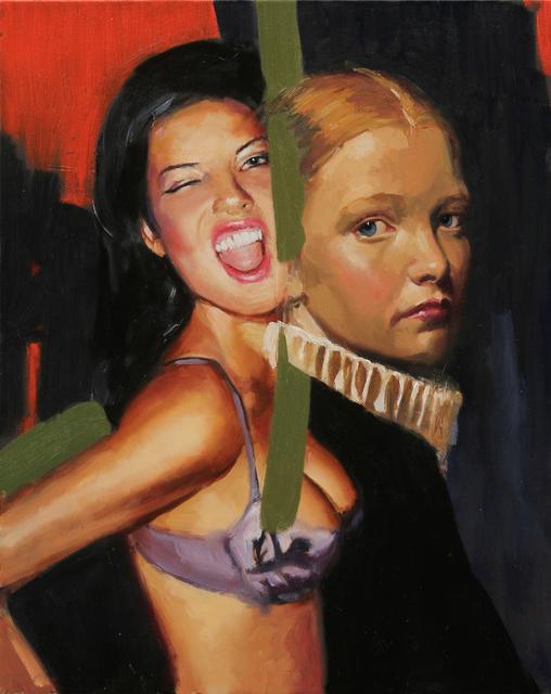, 'Adolescence 2.0,' 2017, Mirus Gallery