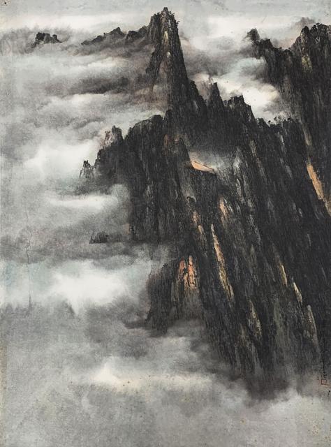 , 'Cloud Melody,' 1981, Galerie du Monde