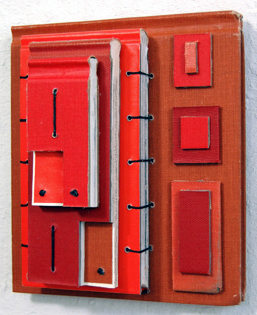 , 'Red(s),' 2015, Avenue 12 Gallery