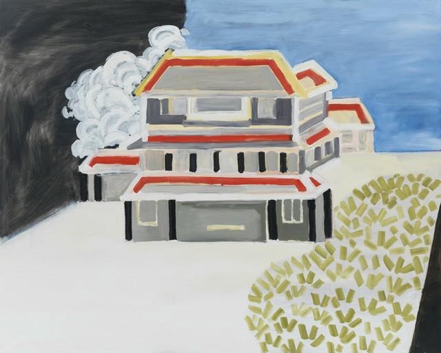, 'Backyard,' 2017, Aye Gallery