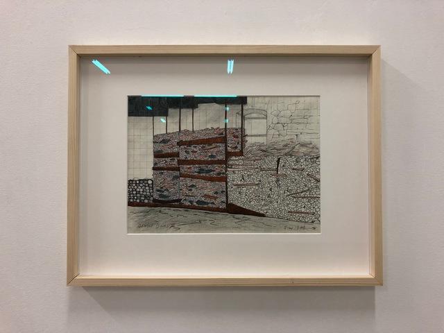 , 'Ortisei diaries V,' 2018, Galleria Doris Ghetta