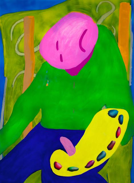 , ':(,' 2013, Postmasters Gallery