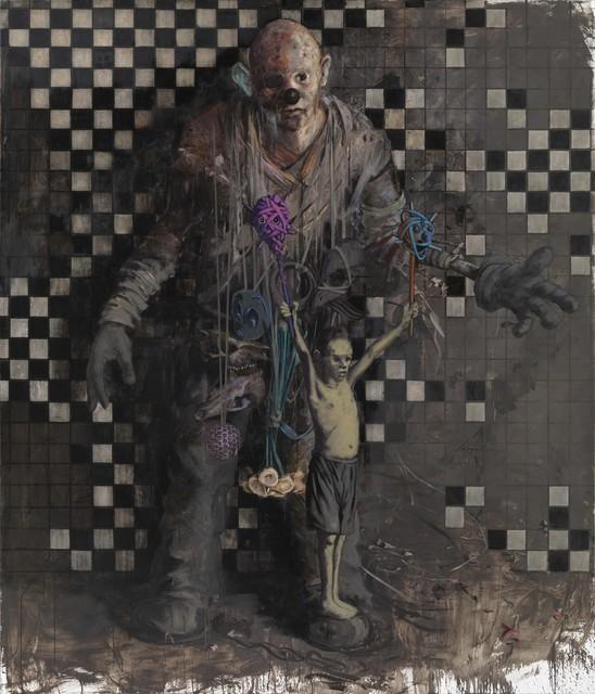 , 'wenig ewig / barely eternal,' 2012, Blain | Southern