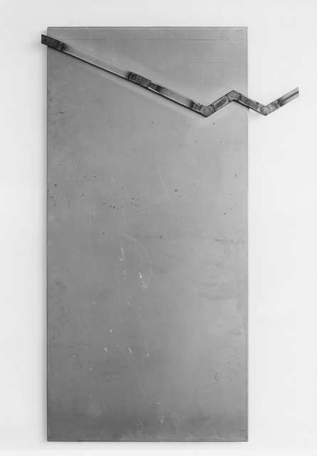 , 'Serie A.B.,F. Relief 7,' 1987, Galerie Andreas Huber