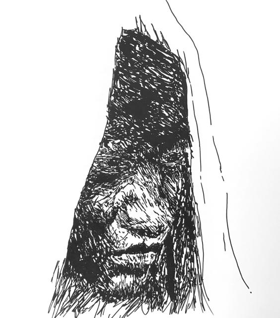 , 'Maria,' 2019, Espace D'art Contemporain 14N 61W