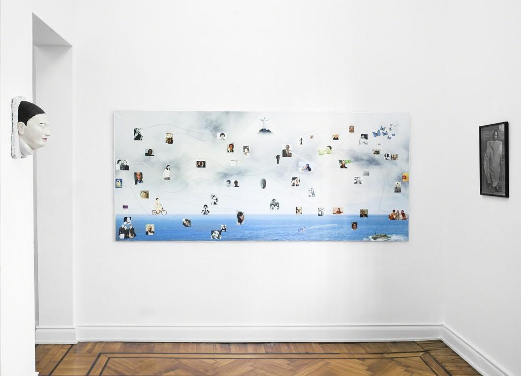 Eduardo Costa & Friends. Cosmocosa 2019. Works by Eduardo Costa and Helio Oiticica.